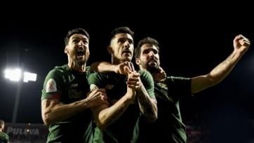 «Атлетик» проиграл «Гранаде», но вышел в финал Кубка Испании