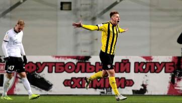 «Химки» разгромили «Торпедо» в 1/4 финала Кубка России, точку в матче поставил украинец Полярус