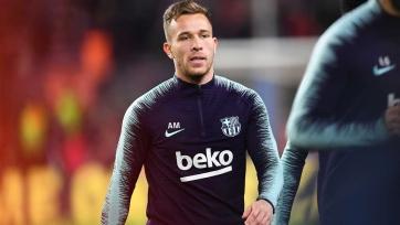Лазарет «Барселоны» пополнился еще одним футболистом