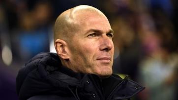Зидан: «Я чувствую поддержку со стороны «Реала»