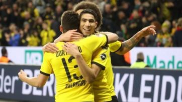 Дортмунд выиграл борусское дерби и поднялся на второе место