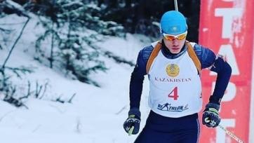 Сборная Казахстана заняла последнее место в мужской эстафете в Нове-Место