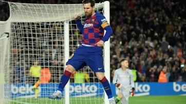 Месси опередил Роналду по голам в топ-5 европейских лигах