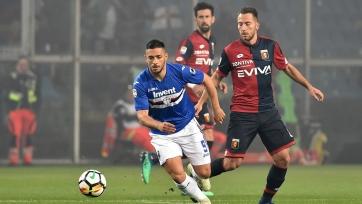 Экс-игрок «Ромы» и «Милана» сегодня не поможет «Сампдории»