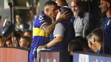 «Бока Хуниорс» в последнем туре обошла «Ривер Плейт» и стала чемпионом Аргентины. Видео