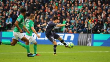 «Сент-Этьен» и «Бордо» не выявили между собой сильнейшего