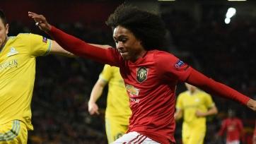 «Манчестер Юнайтед» намерен сохранить Чонга