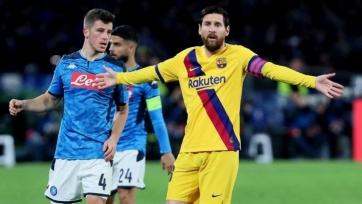 Матч «Барселона» - «Наполи» пройдет без зрителей