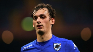 В Италии обнаружен коронавирус у футболиста «Сампдории»