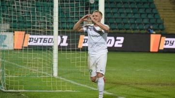«Ворскла» вышла в полуфинал Кубка Украины