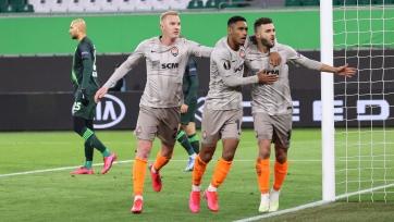Донецкий «Шахтер» одержал победу в выездном поединке против «Вольфсбурга»