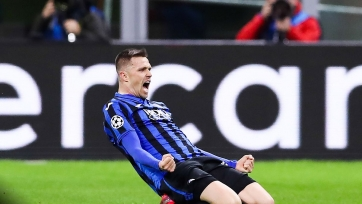 Иличич – лучший игрок недели в Лиге чемпионов