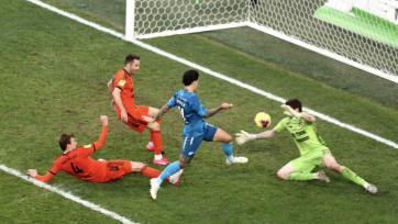 «Зенит» уничтожил на своем поле «Урал», забив семь голов