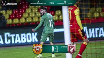 «Рубин» Слуцкого добыл победу над тульским «Арсеналом» на выезде
