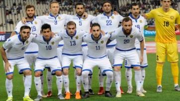 Матчи сборной Армении с Узбекистаном и Казахстаном отменены