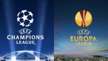 Получена экспертная оценка шансов на завершение текущих Лиги чемпионов и Лиги Европы
