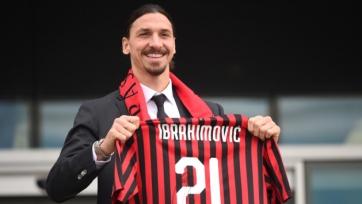 Ибрагимович решил покинуть «Милан»