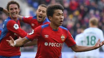 ЦСКА вернул обеспокоенного легионера на родину