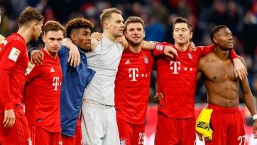 Игроки «Баварии» согласились на понижение зарплаты