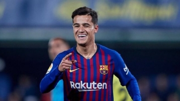 Коутиньо останется в «Барселоне» еще на год