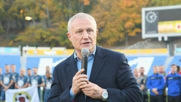 Экс-глава Федерации футбола Украины заразился коронавирусом