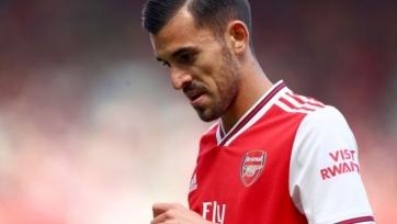 «Арсенал» хочет продлить аренду Себальоса
