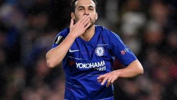 Педро объявил об уходе из «Челси» по окончании сезона