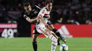 «Реал» интересуется 21-летний бразильцем