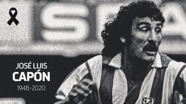 Умер бывший игрок «Атлетико»