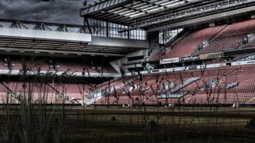 ФОТО. Футбольные стадионы после возможного Апокалипсиса
