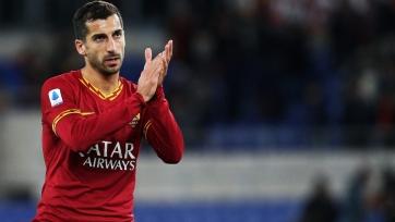 «Арсенал» и «Рома» не могут сойтись в цене на Мхитаряна