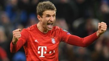 «Бавария» близка к продлению контракта с Мюллером