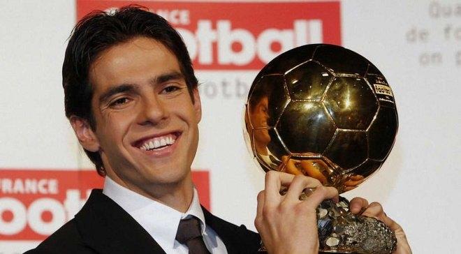 Топ-10 голов легендарного Кака – обладателя «Золотого мяча»-2007