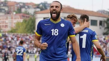 «Лацио» проявляет интерес к игроку сборной Косово