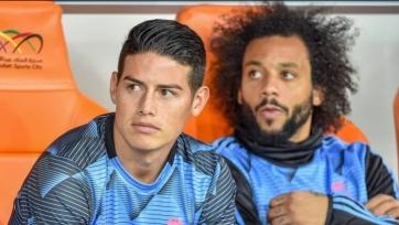 «Реал» принял решение по Хамесу
