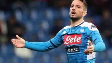 «Интер» надеется подписать Мертенса с зарплатой 5 млн евро