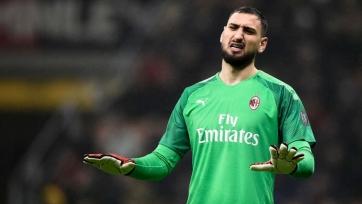 «Милан» рассматривает пять вариантов, кем заменить Доннарумму