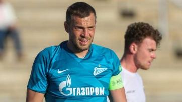 Дзюба: «Мечтаю поиграть за «Реал»