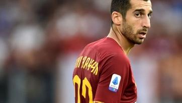 «Рома» сделала «Арсеналу» второе предложение по Мхитаряну