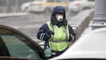 Полиция Москвы будет останавливать автомобили горожан