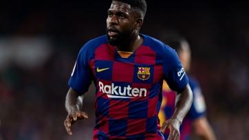 «Барселона» продаст Умтити