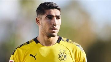 «Реал» отложил вопрос по продлению контракта с Хакими