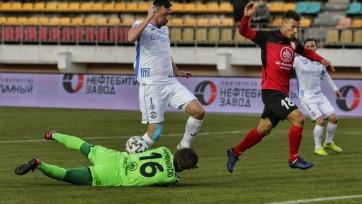 Действующий чемпион Беларуси потерпел дома поражение, проиграв впервые в сезоне