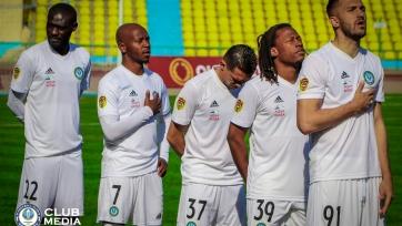 «Ордабасы» получит от УЕФА право на участие в еврокубках