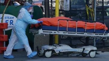 В США от коронавируса умерли более 10 000 человек