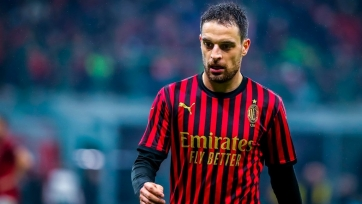 «Лацио» нацелился на хавбека «Милана»