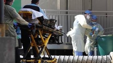 США установили печальный рекорд погибших от коронавируса