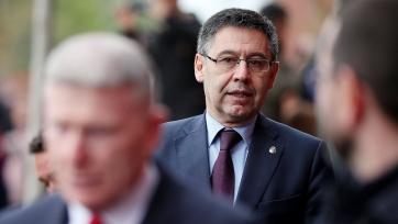 Руководство «Барселоны» разрывают внутренние конфликты