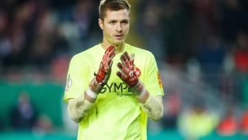 «Байер» договорился с вратарем молодежной сборной Германии