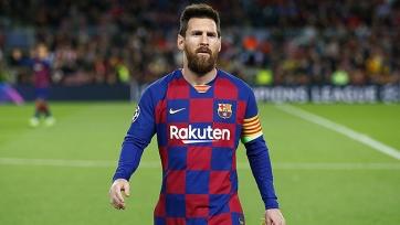 Месси опроверг слухи о возможном уходе из «Барселоны»